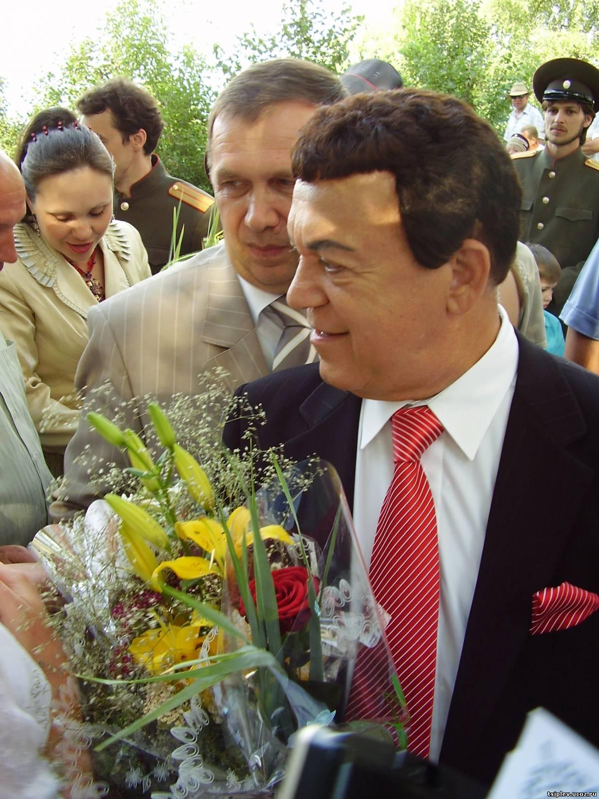 У Кобзона родился внук Иосиф - Общество, Светская жизнь - МК 82